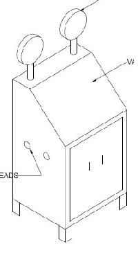 Pressure Test Bench (hydraulic - Pneumatic)