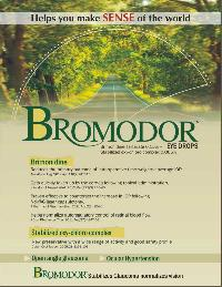 Bromodor Eye Drop