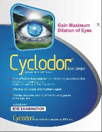 Cyclodor Eye Drop