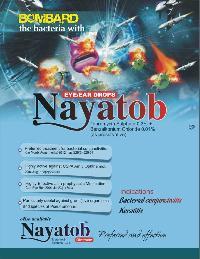 Nayatob Eye Drop