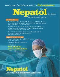 Nepatol Eye Drop