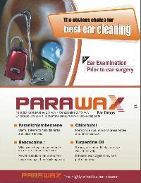 Parawax Ear Drop