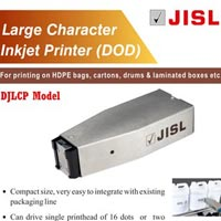 Large Character Inkjet Printer (DOD)