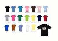 Corporate Round Neck T Shirts