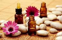 Floral Massage Oil
