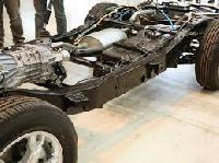 Mahindra Scorpio Chassis Parts