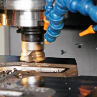 vmc Metal machining service