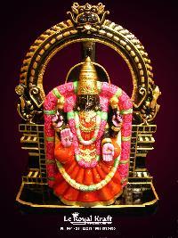 Black Marble Padmavati Statues