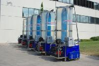Bus Washing Machine And Car Washing Machine