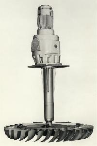 fixed surface aerators