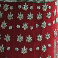 R U Zari Art - Embroidered Sarees, Stone Work Sarees