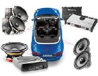 Car Audio Stereo System