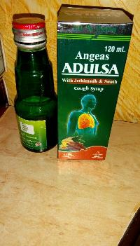 Angeas Adulsa Cough Syrup