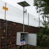 Industrial Solar Fencing System