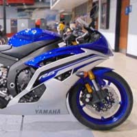 Yamaha, Suzuki, Honda And Bmw Motorcycles
