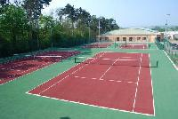 Synthetic Tennis Court Floorings