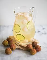 Litchi Water Syrup