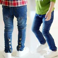 Girls Kids Jeans