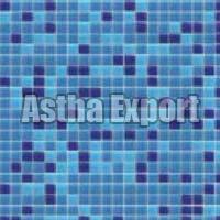 Swimming Pool Glass Tile Sheets Manufacturer Invadodara Gujarat India By Astha Export Id 2244798