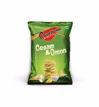 Cream & Onion Chips