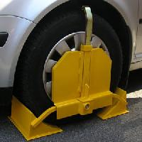 Hang Wheel Clamp