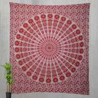 Mandala Tapestries, Bohemian Bedding, Wall Hanging