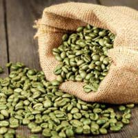 Organic Green Coffee Beans
