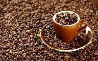 tea, coffe, spices, oil, coconut coir