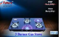 3 Burner Gas Stoves