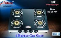 4 Burner Gas Stoves