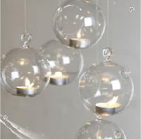 Glass Christmas Decorations