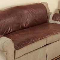 leather sofa cover