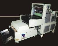 poly offset printing machine