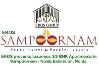 Eros Group: Affordable Flats By Eros Sampoornam
