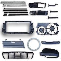 Plastics Automobile Spare Parts