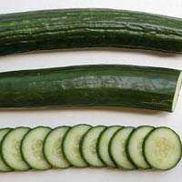 Fresh English Cucumber