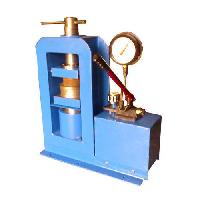 Semi Automatic Compression Testing Equipment With Three..