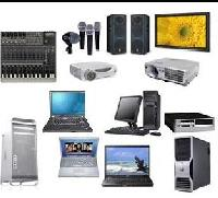 Audio Video Equipment Rental