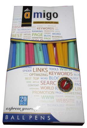Smooth Refill Ball Pens