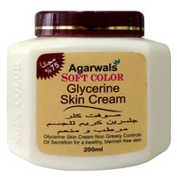 Glycerine Cream - Agarwal Herbal Products