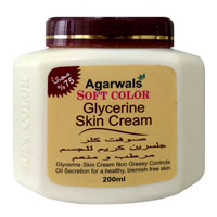 Glycerine Skin Cream - Agarwal Herbal Products