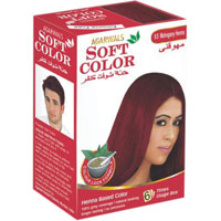 Henna Hair Color