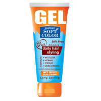 Ultra Strong Hair Styling Gel