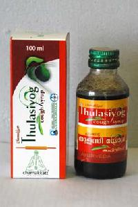 Thulasiyog Cough Syrup