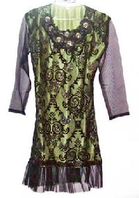 Net Top Ladies Kurti