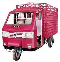 Goods Carrier Auto Rickshaw (jsa 1360 Diii)