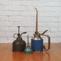Industrial Oil Cans