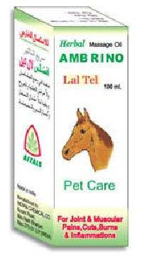 Herbal Pet Skin Care Oil