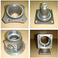 Permanent Mold Tilt Pour Castings