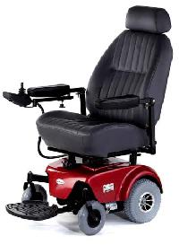 Front Wheel Drive Wheelchair (G2K4-4)